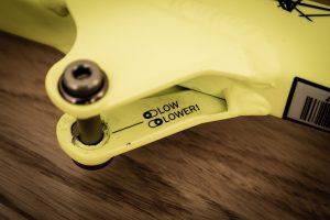 mountain bike cleaning adjustment bolt