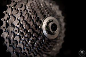 mountain bike cleaning cassette