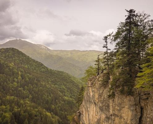 enduro mountain biking Transylvania
