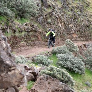 perfect mountain bike destination